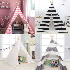 Kids Teepee Tents - Brand New, FREE Shipping $120 and Up