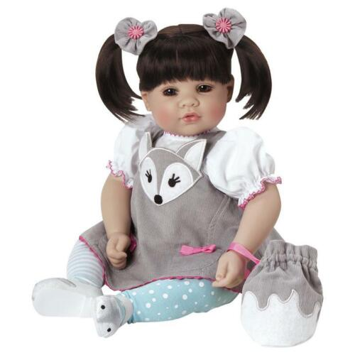 ADORA SILVER FOX TODDLER TIME BABY DOLL *DISTRESSED PKG