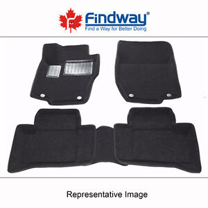 All weather 3D Floor Liners for 2006-2011 Mercedes ML BlueTec