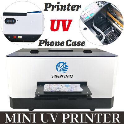 A5 Uv Flatbed Inkjet Printer For Phone Case Lightweight Phone Case Printer Dhl
