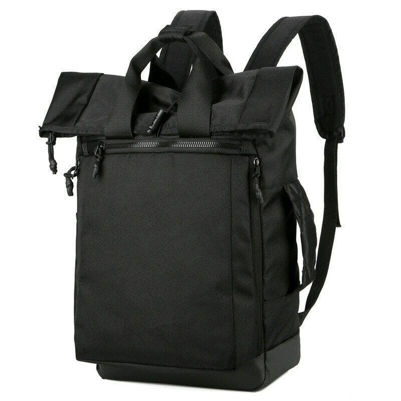 Fashion Men Backpack Shoulder Bag Male Casual Travel 15.6 Bags