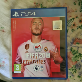 Used mint condition on PS4/ PS5 /FIFA 20