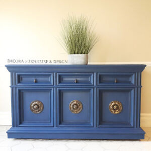 Beautiful Buffet or Sideboard Refinished