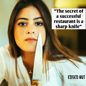 Professional Chef Knife Sharpening