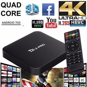 Android 7 - TV Box