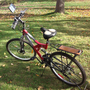 """Bike for sale 26"""" tires 21 spied -great condition, ready to ride"""