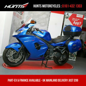 2014 '64 Triumph Sprint GT 1050 ABS. Full Luggage, Heated Grips. ONLY £5,195