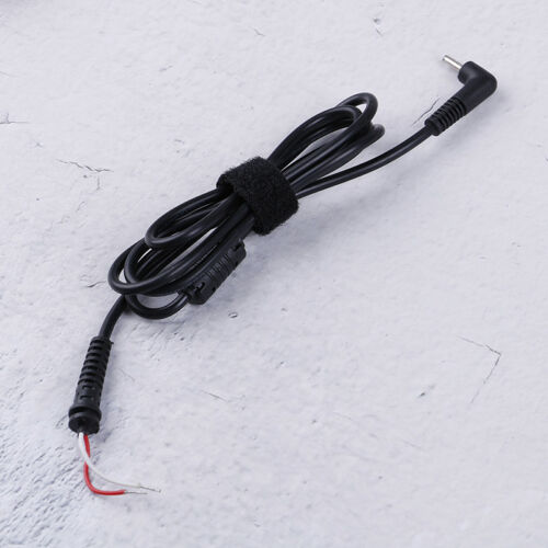 Right angle 3.0 x 1.1mm dc power connector cable for asus samsung ultrabook cord