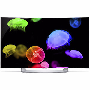 "LED 55"" OLED Curvé 3D Smart LG ( 55EG9100 )"