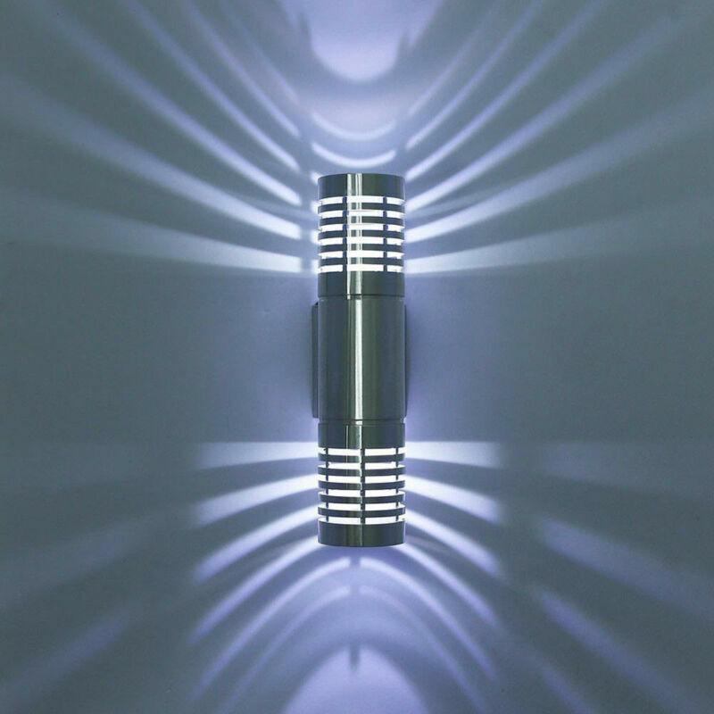 Modern LED Wall Light Up Down Lamp Sconce Spot Lighting Home