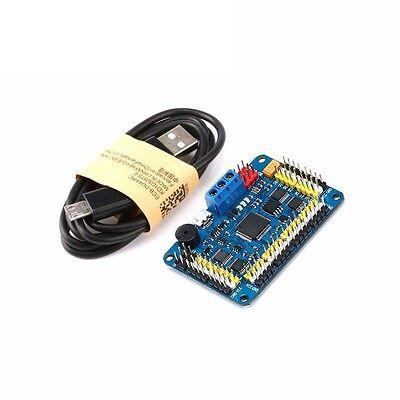 Robot Servo Controller (32 Channel Robot Servo Control Board Servo Motor Controller PS2 Wireless Control )