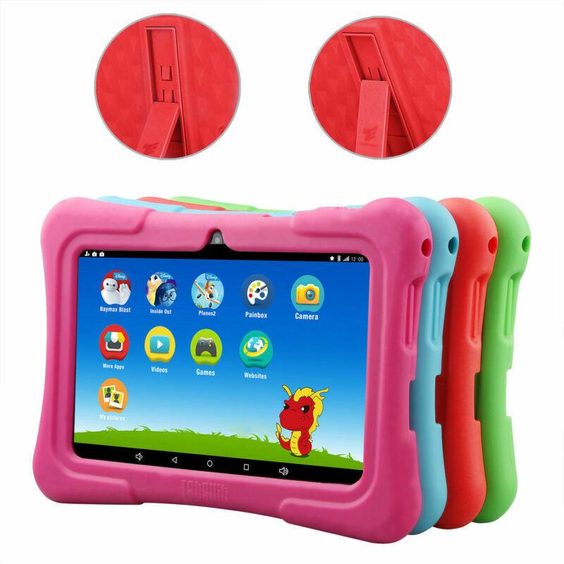 "Dragon Touch Y88X Plus 7"" Kids Tablet PC Quad Core 1024 x 600 WIFI   Refurbished"