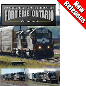 Norfolk Southern In Fort Erie, ON - Vol 2