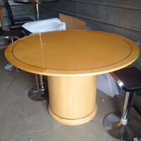 Poker or Games Table for the Home, Meeting Table for the Office