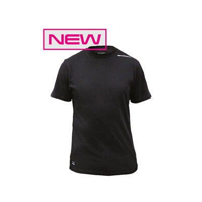 Sticky Baits Black T-Shirt *All Sizes* NEW Carp Fishing Clothing