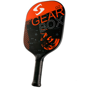 Pickleball Paddle - Gearbox the leader in Edgeless Paddles