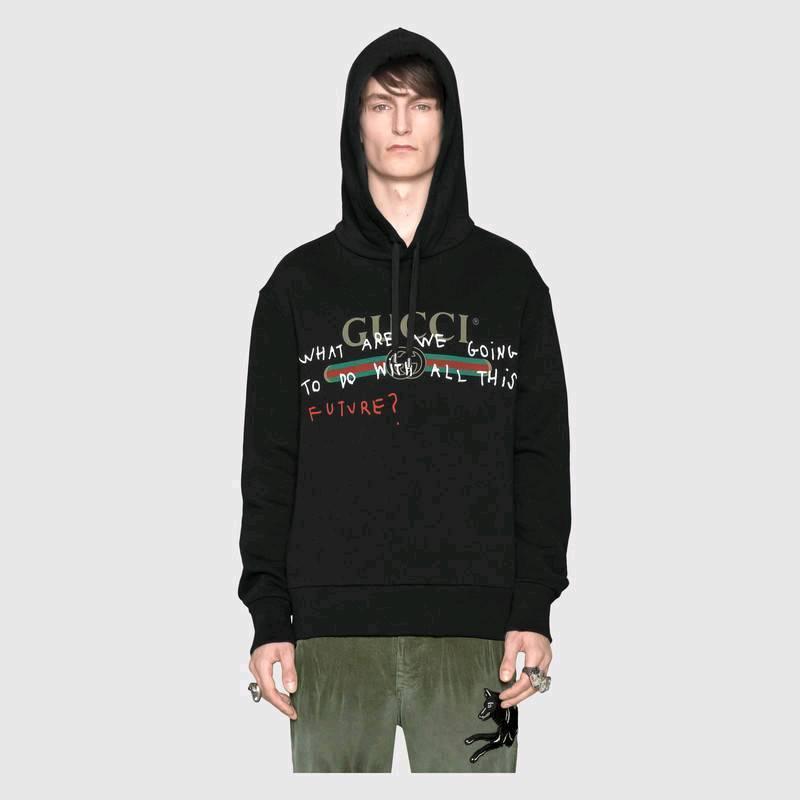 11e1b214a Gucci Coco Capitán logo sweatshirt 100 % Authentic RRP £900 | in ...
