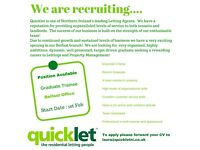 Graduate Trainee - Lettings and Property Management