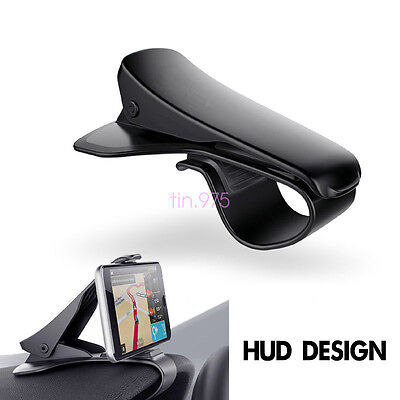 Chevy Colorado Driver Design - Universal Car Dashboard Holder Stand HUD Design Cradle For All Cell Phones GPS