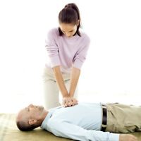 Standard First Aid Refresher Class on 8th December