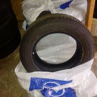 4 Yokohama 225/65 R17 all season tires, brand new