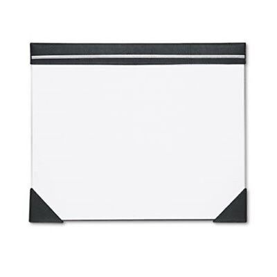 House Of Doolittle 45002 Executive Desk Pad 25-sheet Refillable 22 X 17 Bksv
