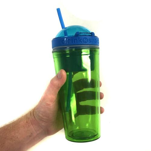 snack-drink tumbler