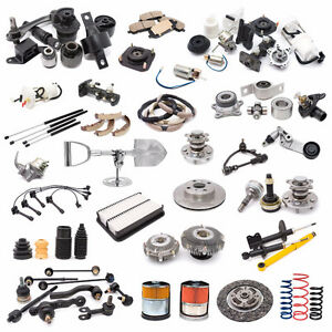 PIECES D'AUTO VOLKSWAGEN AUTO PARTS, FREINS BRAKE SUSPENSION ETC