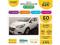 Vauxhall/Opel Corsa FROM £25 PER WEEK!