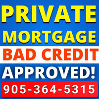 Private Lender Private Mortgage 2nd Mortgage (Second Mortgage)