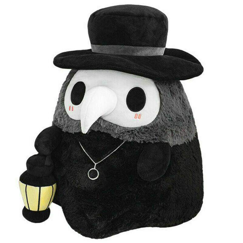 Fluffy Plague Doctor - ORIGINAL QUALITY