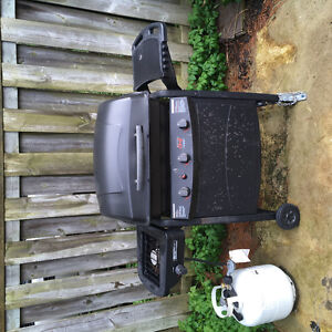 Master Chef propane BBQ (ready to use)