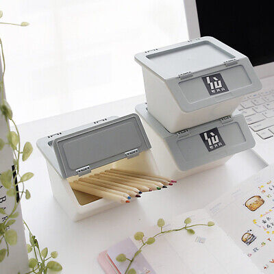 Small Storage Boxes With Lids (Small Desk Plastic Storage Box Boxes With Lids Removals House Home)