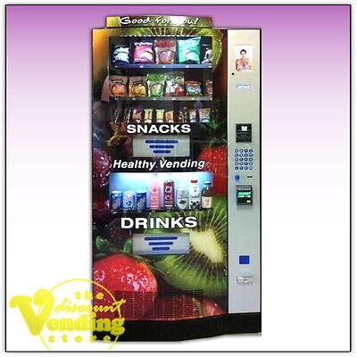 Seaga HY900 Healthy You Vending Machine (refurb)