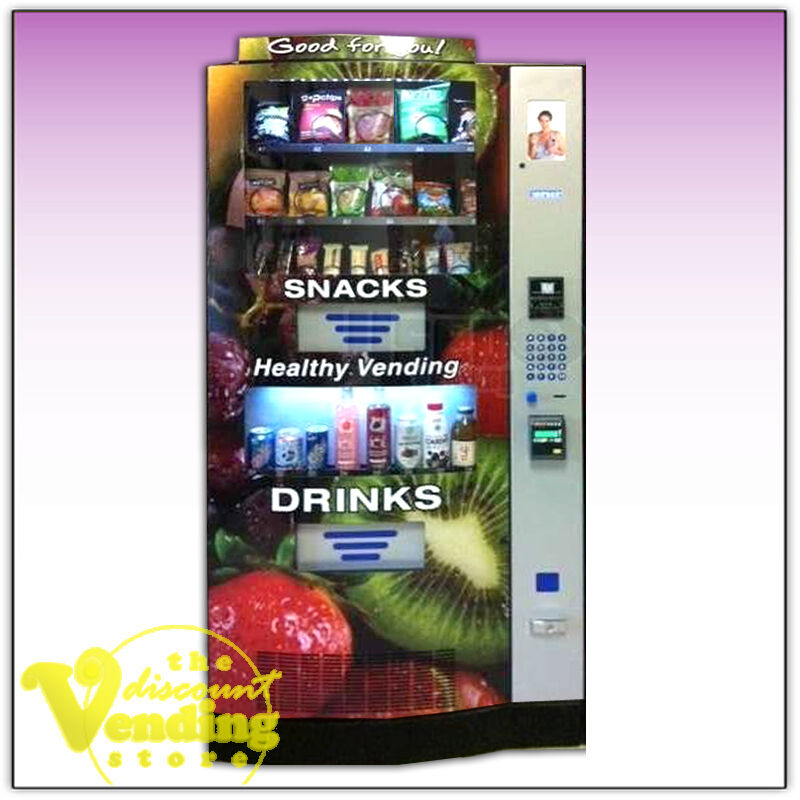 Brand New Seaga HY900 Healthy You Vending Machine