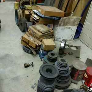 New industrial parts