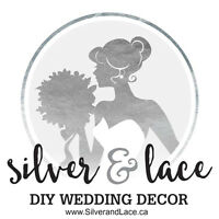 Attn: BRIDES - DIY Wedding Decor Rentals