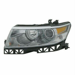 2007 - 2009 Lincoln MKZ Headlights (Driver Side)