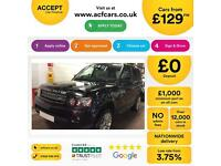 Land Rover Range Rover Sport FROM £129 PER WEEK!
