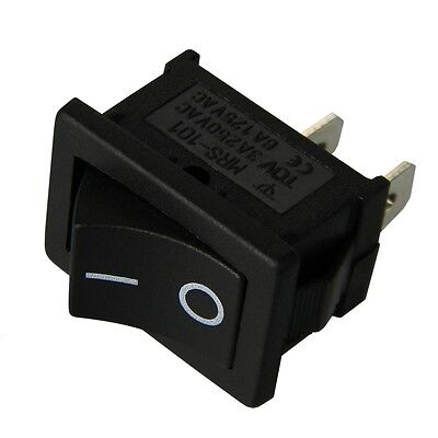 Wippschalter 21x15mm EIN/AUS schaltend / z.B. fürs KFZ / Auto, Schalter