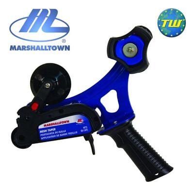 Marshalltown Plasterers Drywall Plaster Board Mesh Scrim Tape Gun Dispenser MT72