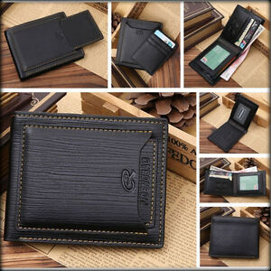 Fifty (50) Executive Wallets in Black PU Leather Job lot
