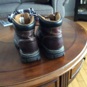 Dakota safety boots