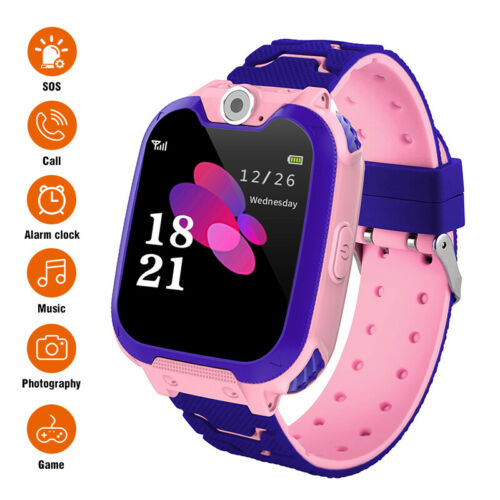 Kids Smart watches Phone Game Watches Touch Screen Camera Wa