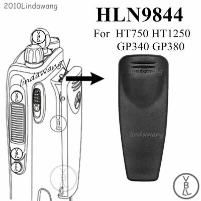 HLN9844 Belt Clip for Motorola XTS1500 XTS2250 XTS2500 GP328 Portable Radio
