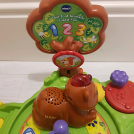 VTech,Toot Toot,Forest Fun,toys