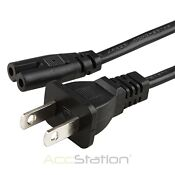 AC Power Cable 2 Prong