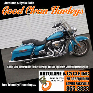 2011 Harley Davidson Road King One SHARP King See it Buy It