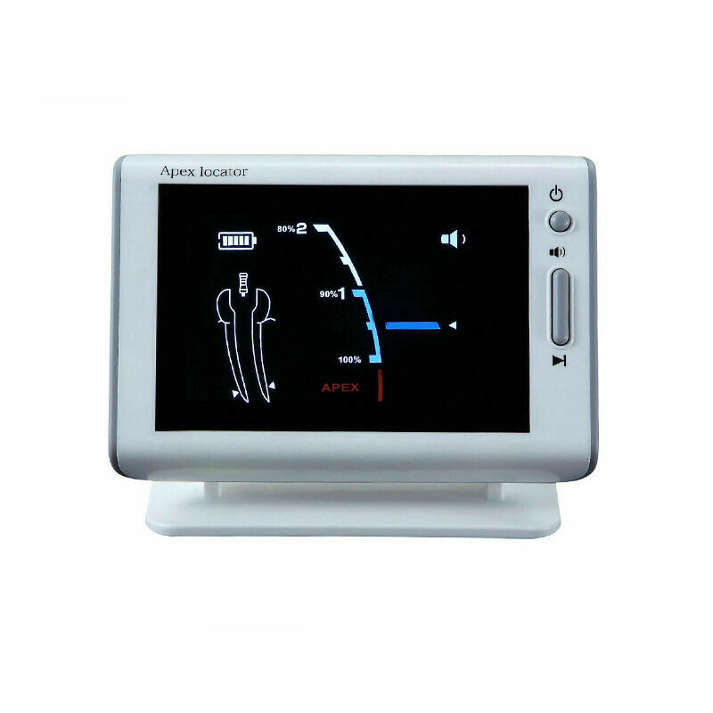 """Dental Endodontic Apex locator 4.5""""LCD Root Canal Finder Woodpecker DTE Style"""