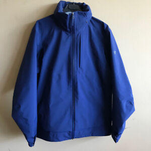 Arc'teryx Men's Interstate Jacket | Size: Medium | Colour: Blue
